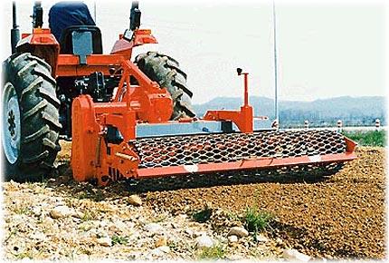 Mikrobarázdás talajfelület